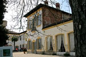 La villa barocca Gromo di Ternengo a Robecco sul Naviglio