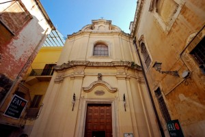 chiesa di San Michele Arcangelo già San Benedetto