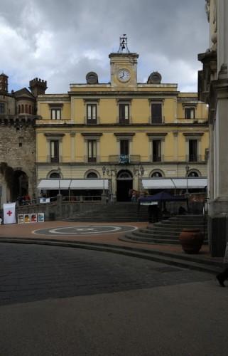 Lauro - piazza castello