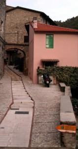 Ingresso al Borgo di Rocca San Zenone