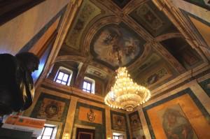 Nel Palazzo Civico