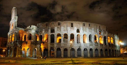 Roma - Er Colosseo