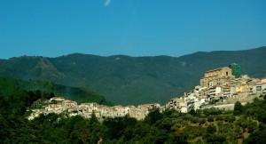 San Fili: panorama