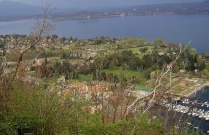 Un piccolo comune sulle rive del del Lago Maggiore