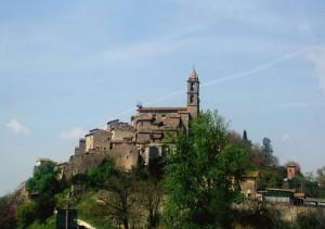 Veduta dell'antico borgo