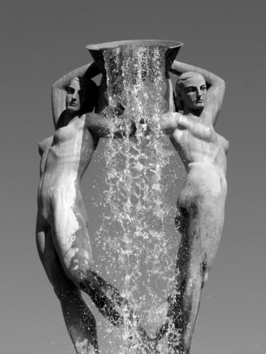 L'Aquila - La Fontana Luminosa