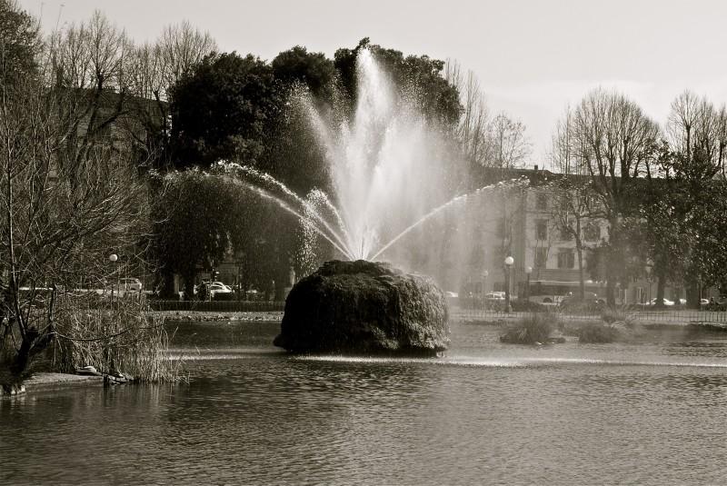 ''La Fontana della Fortezza'' - Firenze