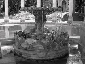 La Fontana del Salone Margherita