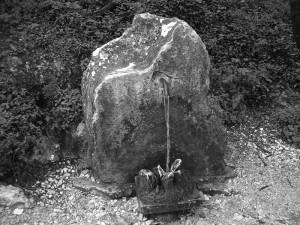 La fontana della Madonna del Cerbino