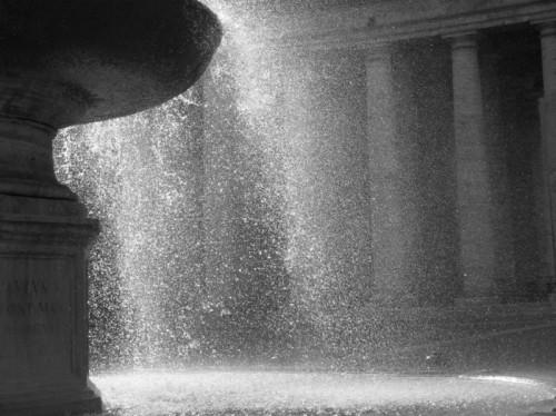Roma - Nebulizzazione