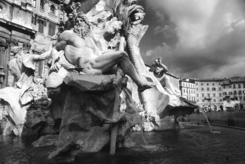 Roma - Fontana dei Fiumi