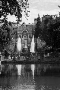Fontana di Nettuno Villa D'Este