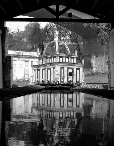 Sassari - Fontana Riflessa