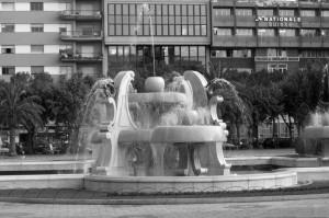 Fontana misteriosa