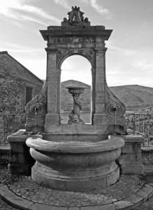 Il misterioso Tritone di Castel di Tora