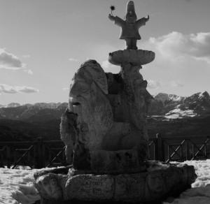 Una vera Fontana Misteriosa