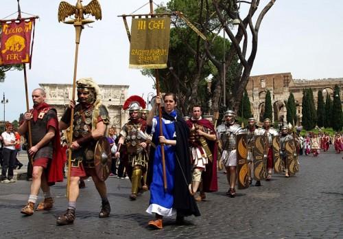 Roma - Dopo la vittoria