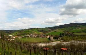 Riva, graziosa frazione di Ponte dell'Olio