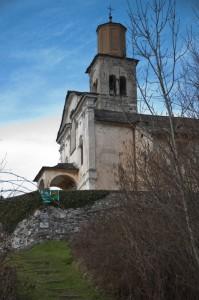 Chiesa Parrocchiale di Sant'Antonio Abate - Loc. Vacciago di Ameno (NO)
