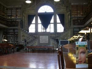 Biblioteca Magliabechiana degli Uffizi