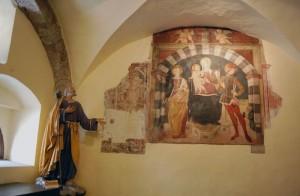 San Paolo: Madonna col Bambino