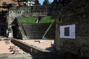 Il teatro romano a Trieste