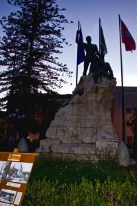 Acireale, prima città di Sicilia ad Esporre il tricolore