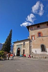 Castello Masegra Sondrio