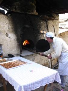 Germagnano, frazione Castagnole,  il forno