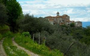 Antiche vie per Castelvecchio di Compito