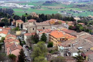 Dal balcone di Romagna