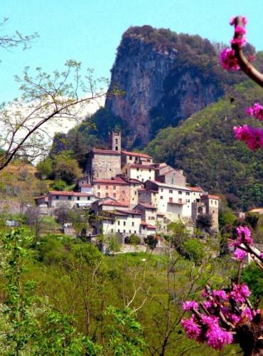 Bagni di Lucca - La frazione di Cocciglia