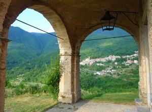 Mendatica, alta Valle Arroscia