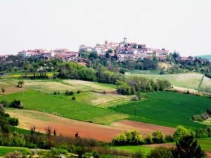 CONZANO e le sue dolci colline
