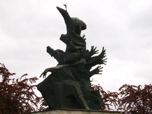 Modena - Ai caduti di Cefalonia