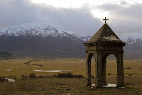"""Rocca di Mezzo - Monumento ai Caduti """"Rocca di Mezzo """""""