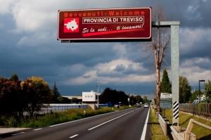 Benvenuti in Provincia di Treviso (Resana)