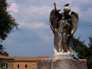 Il Monumento ai Caduti di Volterra