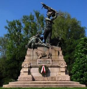 Bologna ed i Caduti dell' 8 Agosto