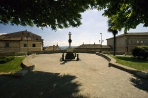 "Monumento ai Caduti "" Monte San Vito """