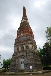 Sacrario Monumento Ossario ai caduti a Palestro nella II guerra d'Indipendenza