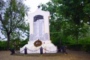Monumento commemorativo ai caduti di Palestro (PV)