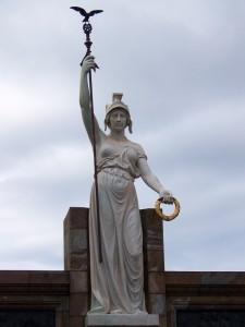 Il Monumento ai Caduti di Cascina