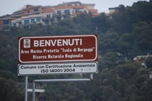Benvenuti a  Bergeggi