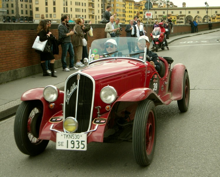 ''Fantastica Balilla'' - Firenze