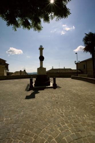 Monte San Vito - Ai Caduti di Monte San Vito