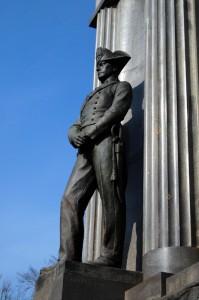 Monumento Nazionale al Carabiniere (particolare)