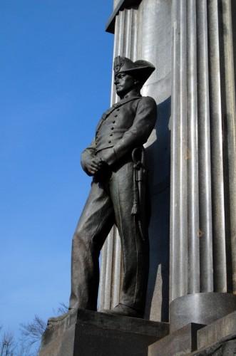 Torino - Monumento Nazionale al Carabiniere (particolare)