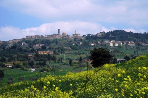 Volterra - Panorama di Volterra