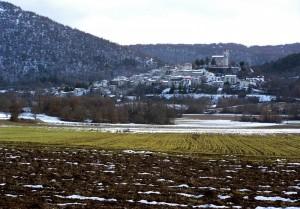 L'ultima neve a Tussio